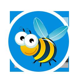 Pszczółki - grupa przedszkolna logo